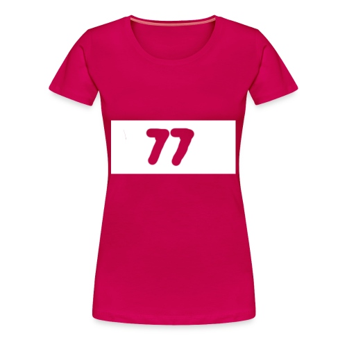 77 aftershock sweater for kids - Women's Premium T-Shirt