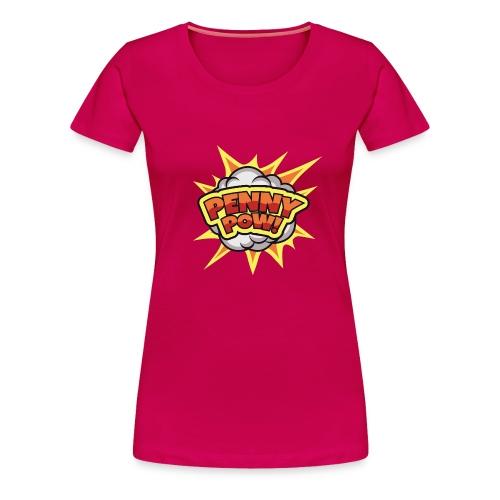 PennyPow - Women's Premium T-Shirt
