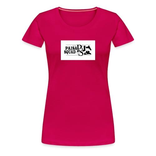 Paisa Squad 2 - Women's Premium T-Shirt