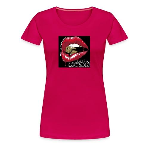 Loose Lips Sink Ships - Women's Premium T-Shirt