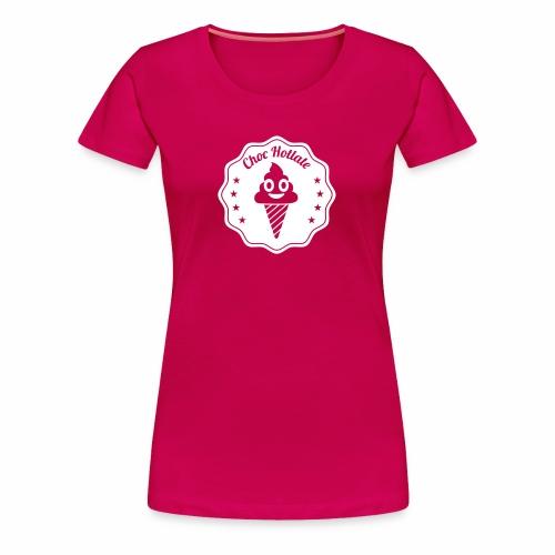 Chock Hotlate - Women's Premium T-Shirt