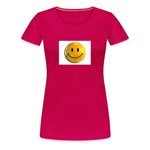 stay happy - Women's Premium T-Shirt