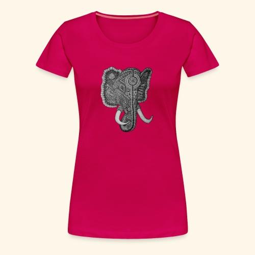 The Memory - Women's Premium T-Shirt
