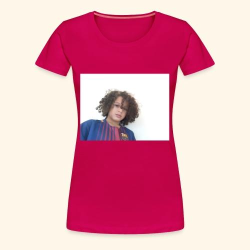 ALI'S WORLD VLOGS - Women's Premium T-Shirt