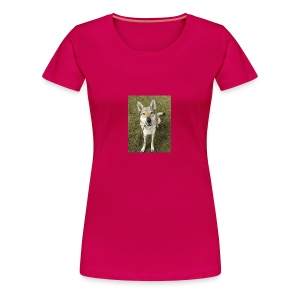 Test-Spike-JPG - Women's Premium T-Shirt