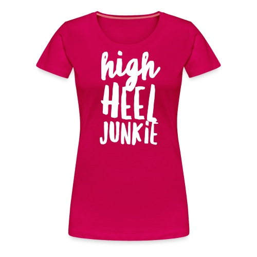 HHJ-White - Women's Premium T-Shirt