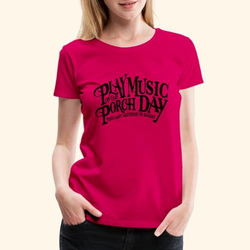 shirt4 FINAL - Women's Premium T-Shirt