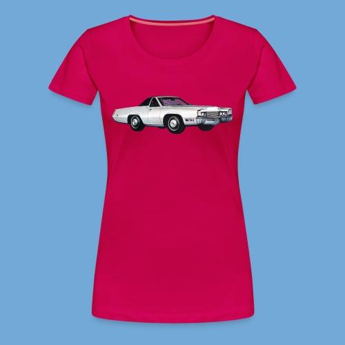 1969 Cadillac Eldorado Supercoupe - Women's Premium T-Shirt