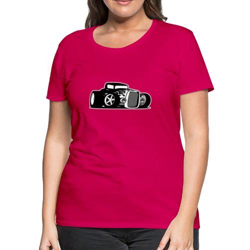 Seventies Classic American Muscle Car - Women's Premium T-Shirt