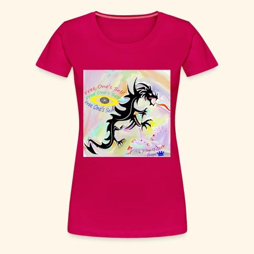 Logo Of Life Designs - Women's Premium T-Shirt