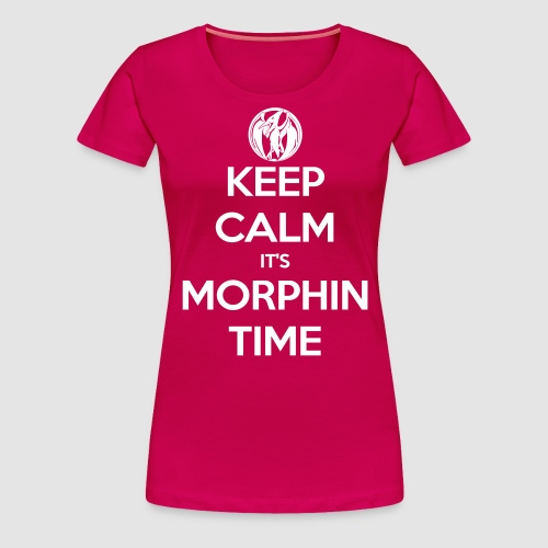 KCIMT Pink - Women's Premium T-Shirt