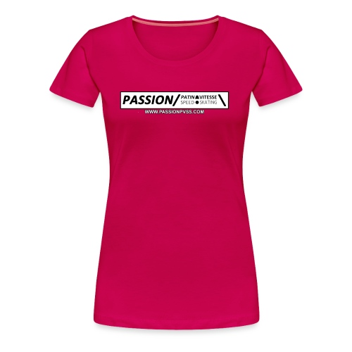 Spread the word! - Thank you for letting us know! - Women's Premium T-Shirt