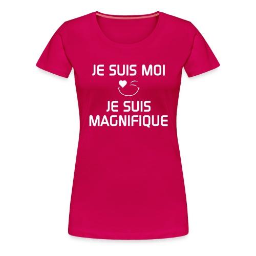 JeSuisMoiJeSuisMagnifique - Women's Premium T-Shirt
