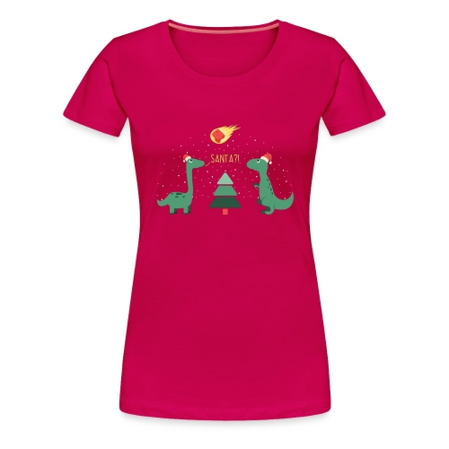 Merry Extinction - Women's Premium T-Shirt