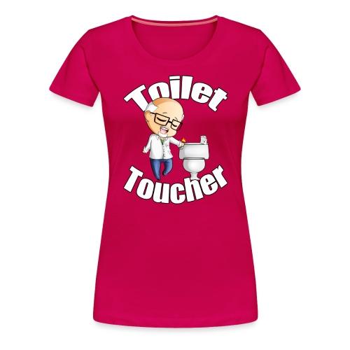 toilet toucher png - Women's Premium T-Shirt