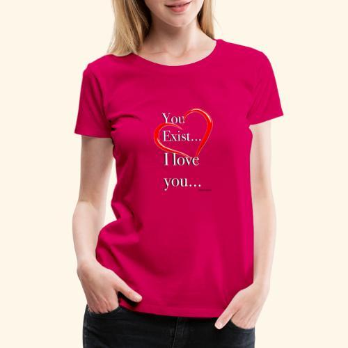 ExistW - Women's Premium T-Shirt
