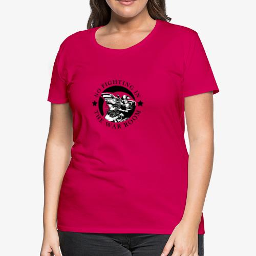 Napoleon - Motto - Women's Premium T-Shirt