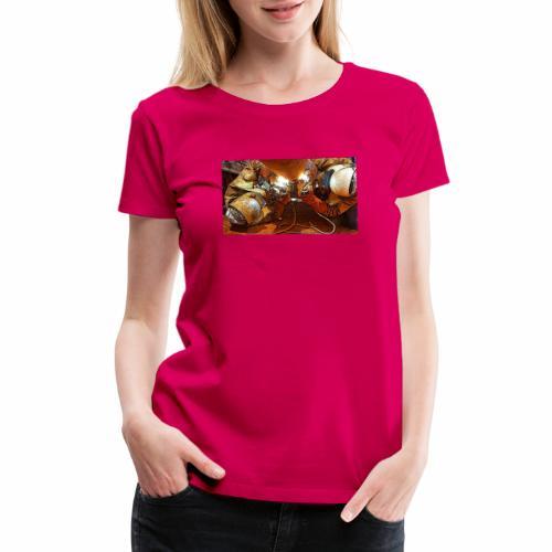 Pipeliners Down Under - Women's Premium T-Shirt