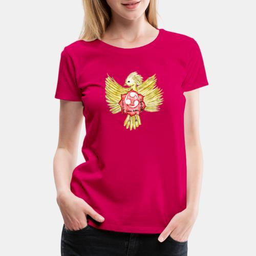 Phoenix - Larose Karate - Winning Design 2018 - Women's Premium T-Shirt