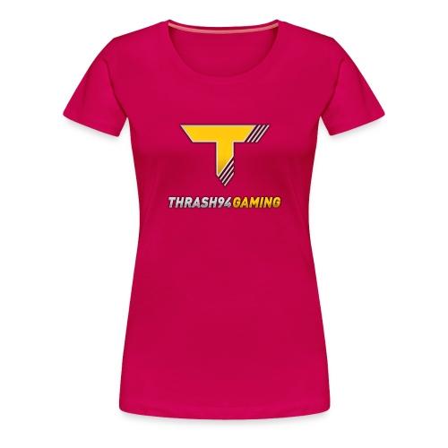 NEW Thrash Logo - Women's Premium T-Shirt