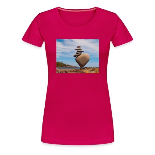 LittleRock - Women's Premium T-Shirt