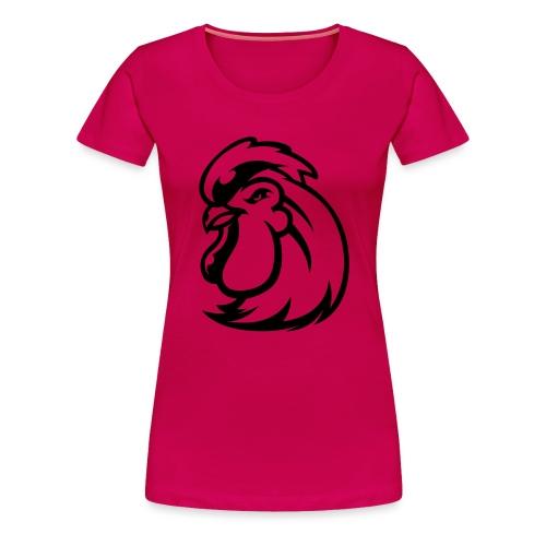 Peckers head t - Women's Premium T-Shirt