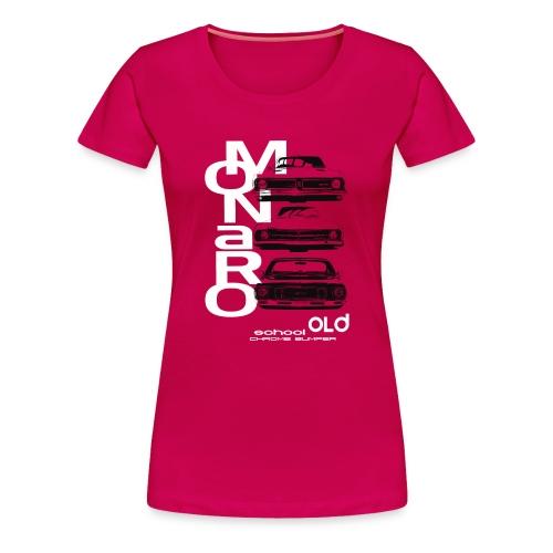 monaro over - Women's Premium T-Shirt