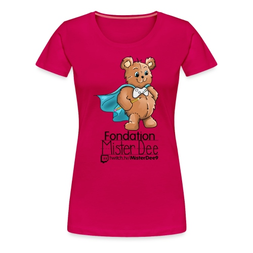 Logo Noir - Women's Premium T-Shirt