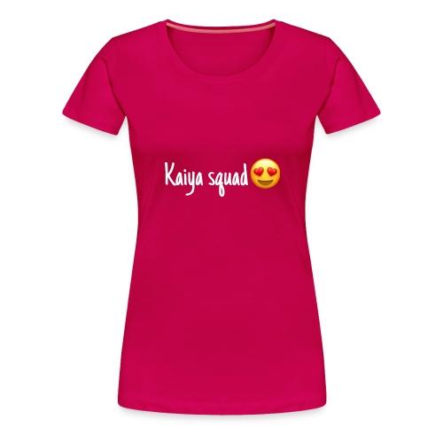 kaiya merch - Women's Premium T-Shirt