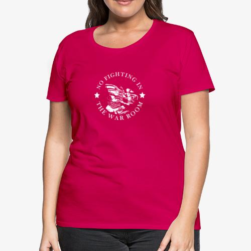Napoleon's Ghost - Motto - Women's Premium T-Shirt