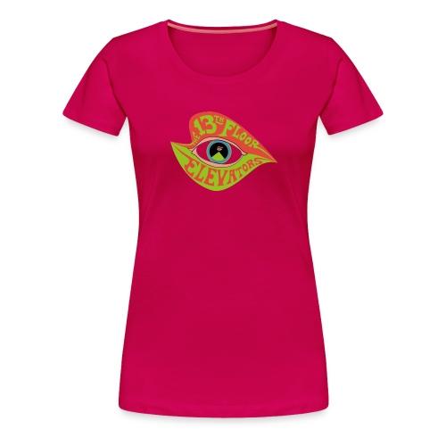 The Elevators - Women's Premium T-Shirt