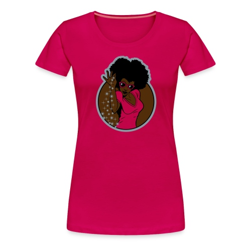 BLACK GIRL MAGIC BAE - Women's Premium T-Shirt