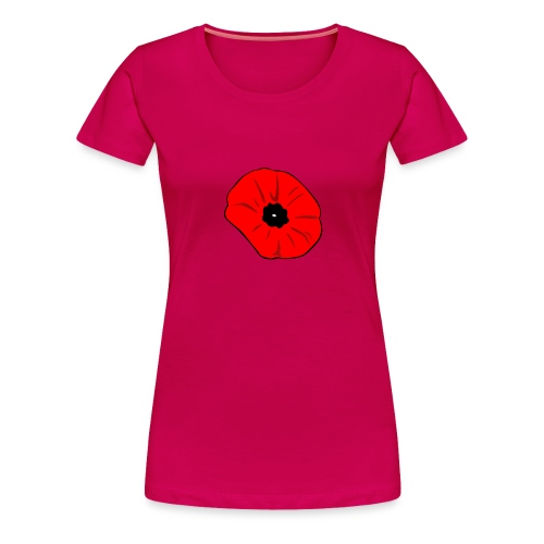 Poppy at Poppy! - Women's Premium T-Shirt
