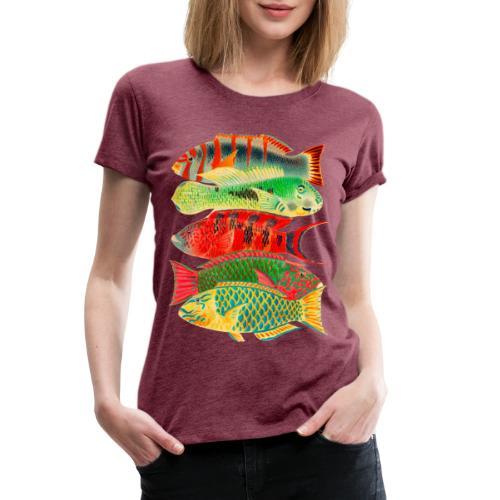 goldfishes - Women's Premium T-Shirt