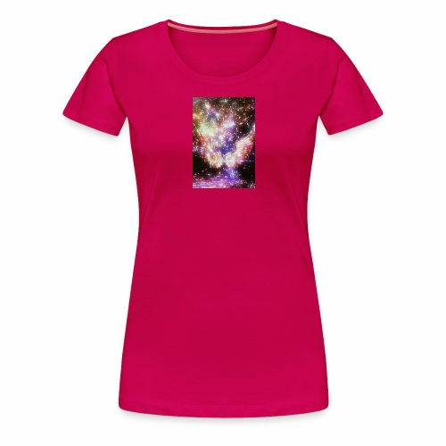 ClawQueen Spread your wings - Women's Premium T-Shirt