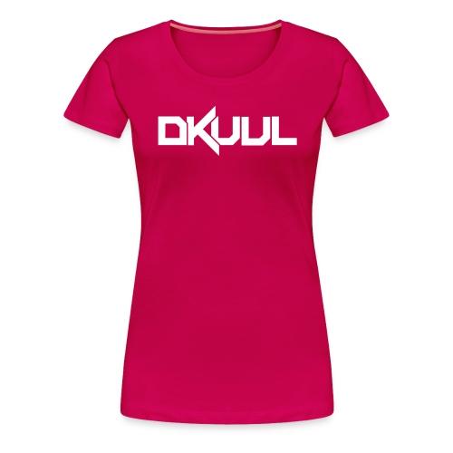 DKUUL - Artist - Women's Premium T-Shirt