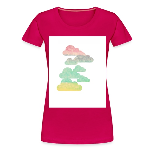 In The clouds - Women's Premium T-Shirt