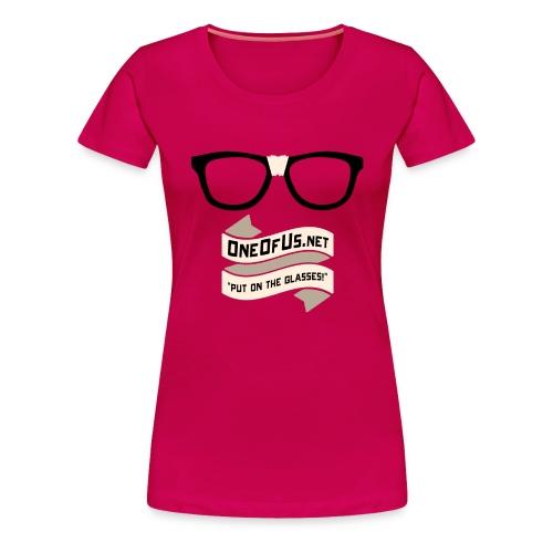 One of Us Nerd png - Women's Premium T-Shirt