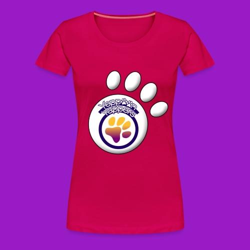 yapper logo shirts - Women's Premium T-Shirt
