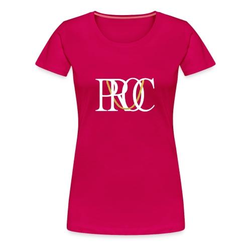 PROC ROYALGOKD LOGO gif - Women's Premium T-Shirt