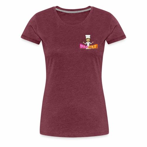 Estela Nena's Kitchen - Women's Premium T-Shirt