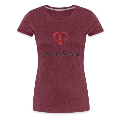 AmorJoven - Women's Premium T-Shirt