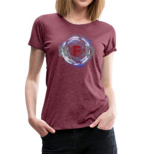 Radio Free Detroit - Women's Premium T-Shirt