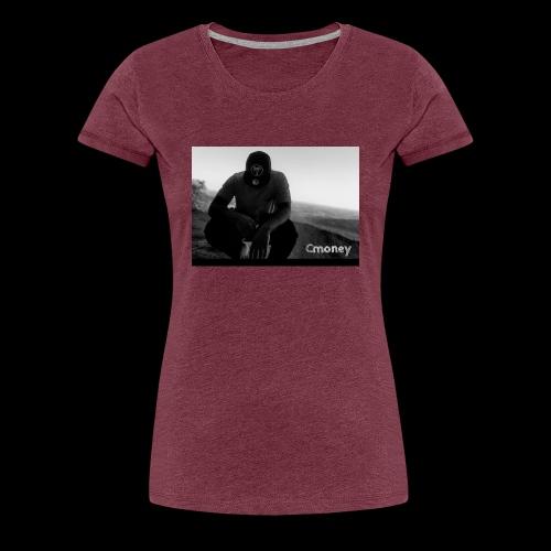 Cmoney merch - Women's Premium T-Shirt