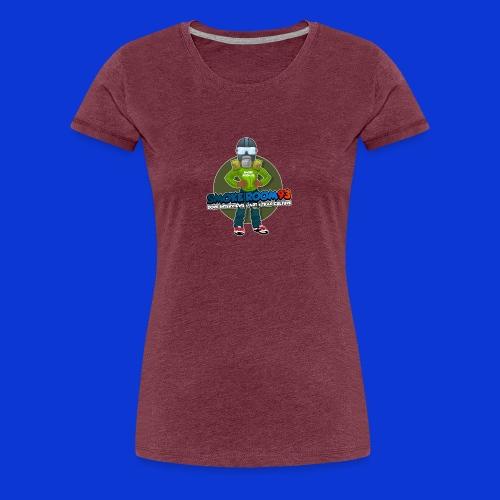 SUPER SMOKE - Women's Premium T-Shirt