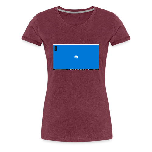 Screenshot 2 - Women's Premium T-Shirt