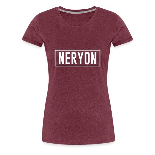 NERYON BORDER - Women's Premium T-Shirt
