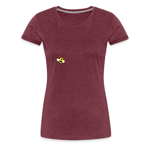3 Sisters Flying Bee - Women's Premium T-Shirt
