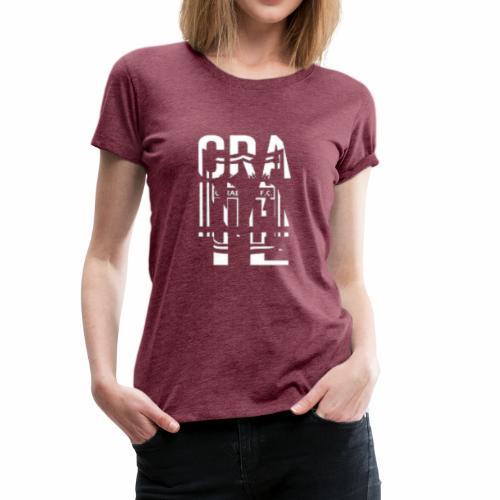 PIEL GRANATE - Women's Premium T-Shirt