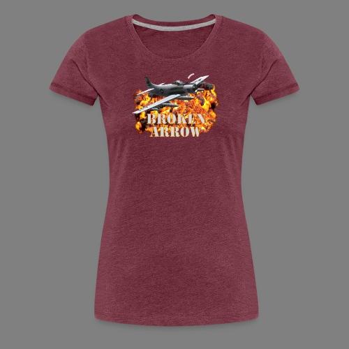 BROKEN ARROW/1808/US - Women's Premium T-Shirt
